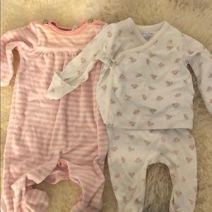 Ralph Lauren 3 piece baby girls set